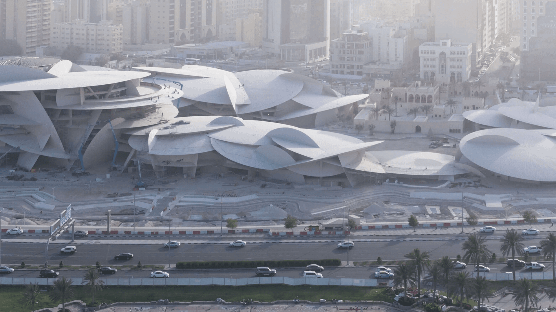 The Qatar National Museum, Doha Nuaire Case Study